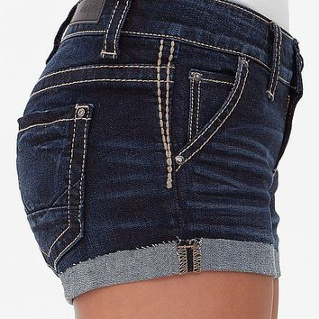 Women's Lynx Stretch Shortin by Daytrip.