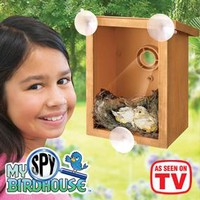 My Spy Birdhouse™ @ Fresh Finds