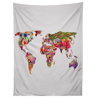 Bianca Green Its Your World Tapestry