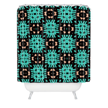 Lisa Argyropoulos Southwest Nights Shower Curtain