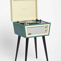 Crosley X UO Sterling Vinyl Record Player- Turquoise One