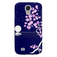 Cherry Blossom (Sakura) at night Speck Case