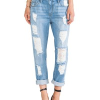 Lovers & Friends Jeremy Boyfriend Jeans in Westerly