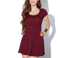 Papaya Clothing Online :: ESSENTIAL STRIPE DRESS