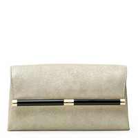 440 Envelope Stardust Leather Clutch