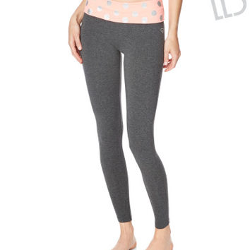 LLD Glitter Dot Yoga Leggings