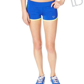 LLD Dolphin Hem Volleyball Shorts
