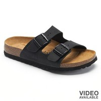 Boogie Soft Footbed Slide Sandals - Women