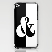 Black & White iPhone & iPod Skin by BeautifulHomes | Society6