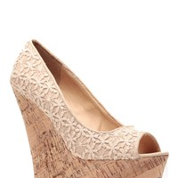 Natural Crochet Detailed Cork Wedges @ Cicihot Wedges Shoes Store:Wedge Shoes,Wedge Boots,Wedge Heels,Wedge Sandals,Dress Shoes,Summer Shoes,Spring Shoes,Prom Shoes,Women's Wedge Shoes,Wedge Platforms Shoes,floral wedges
