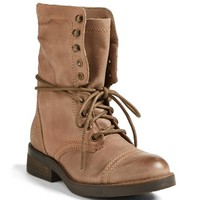 Steve Madden 'Munch' Military Boot (Women)