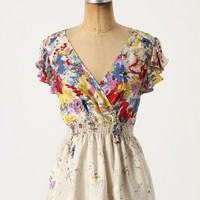 Heartsease Habotai Blouse - Anthropologie.com