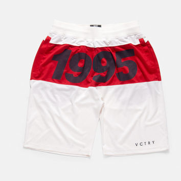 10Deep | Bottoms | West 4th Mesh Short - White