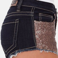 Women's Capricorn High Rise Stretch Shortin