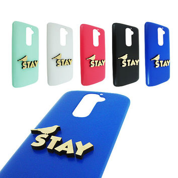 Stay 3 D Wood For LG Optimus G2