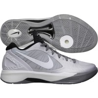 Nike Women's Volley Zoom Hyperspike Volleyball Shoe - Silver/Grey   DICK'S Sporting Goods