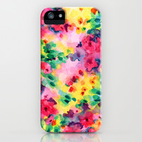 Flourish iPhone & iPod Case by Jacqueline Maldonado