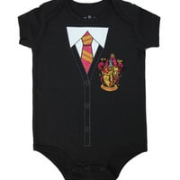 Harry Potter Gryffindor Baby Bodysuit