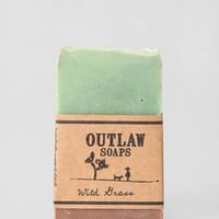 Outlaw Soaps Wild Grass Soap