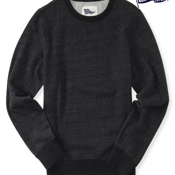 Locker Stock Heathered Crew Sweatshirt