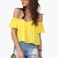 Chiquita Off The Shoulder Top