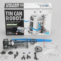DIY Tin Can Robot Kit