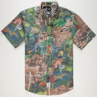Volcom Landodalost Mens Shirt Multi  In Sizes