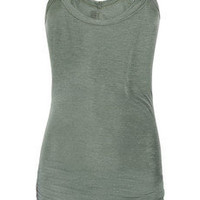 Rick Owens Lilies|Long jersey camisole |NET-A-PORTER.COM