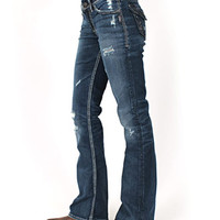 Silver Jeans® Ladies' Suki Flap 17