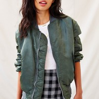 Urban Renewal M-1 Flight Jacket - Urban Outfitters