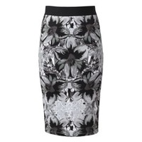 Apt. 9® Floral Midi Tube Skirt - Women's