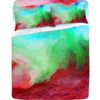 DENY Designs Home Accessories | Jacqueline Maldonado The Red Sea Sheet Set