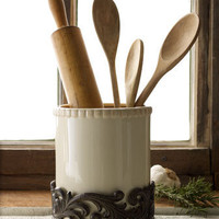 GG Collection Utensil Holder - Neiman Marcus