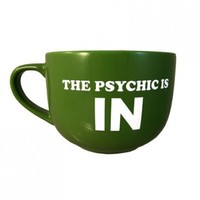Psych The Psychic Is In Mug