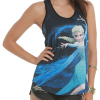 Disney Frozen Elsa Girls Tank Top