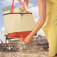 Shake - Women's Tote - Mesh-bottom beach bag | Quirky