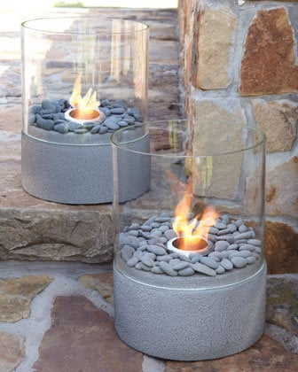 Small Outdoor Firepit - Neiman Marcus