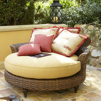 Outdoor Circular Chaise - Neiman Marcus