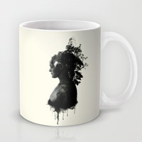 Mother Earth Mug by Nicklas Gustafsson