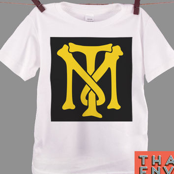 Tony Montana Kids T Shirt - Fiction Gangster Movie T Shirts