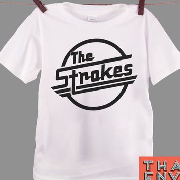 Strokes Kids T Shirt - Rock Blues Indie Pop Music T Shirts