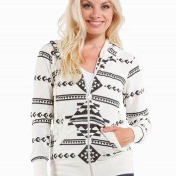 MISS CHIEVOUS AZTEC FLEECE