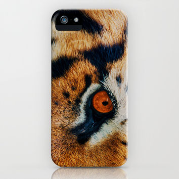 TIGER PURRSPECTIVE iPhone & iPod Case by Catspaws | Society6