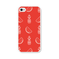iPhone Case - Watermelon iPhone 5c Case - Pineapple iPhone 5c Case - Watermelon iPhone 5 Case - Pineapple iPhone 5s Case - Red iPhone 4 Case