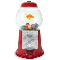 Fishbowl Gumball Machine
