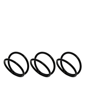 ASOS Multipack Double Rings