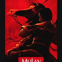 Mulan 27x40 Movie Poster (1998)