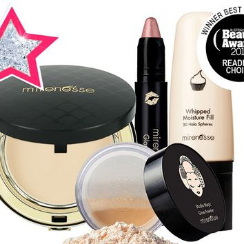 *SP STAR DEAL 24hrs ONLY! Skin Clone Smoothies! Mineral foundation + BB Must Haves - Mirenesse
