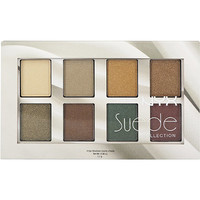 Makeup Suede Color Palette