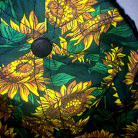 Vintage Sunflower Hat
